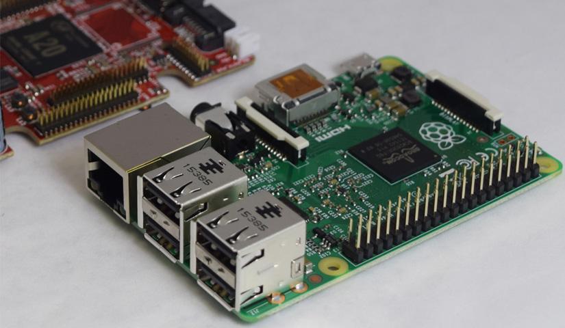 arduino und Raspberry pi 3